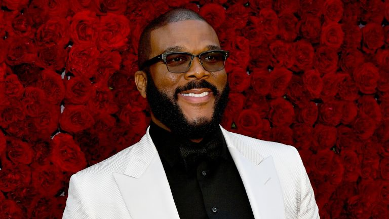 Tyler Perry Red carpet