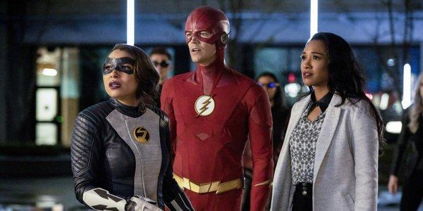 the flash nora barry iris season 5 finale the cw