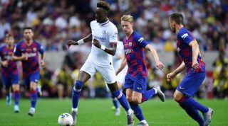 Champions League Last 16 Draw Probabilities Why Chelsea Are More Likely To Get Barcelona And What Fates Await Liverpool Man City And Tottenham Fourfourtwo