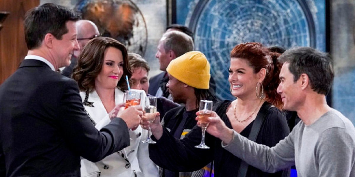 NBC Just Gave Will And Grace Great News, And Bad News To That Low-Rated Freshman
