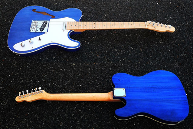 Gear Review: Solo Music Gear Tele-Style Guitar Kit   Guitarworld on fender tele wiring, squier tele wiring, tele guitar dimensions, tele wiring jack, tele guitar body, tele pickups, tele bass wiring, precision bass wiring, fender jazz bass wiring, tele guitar kits,