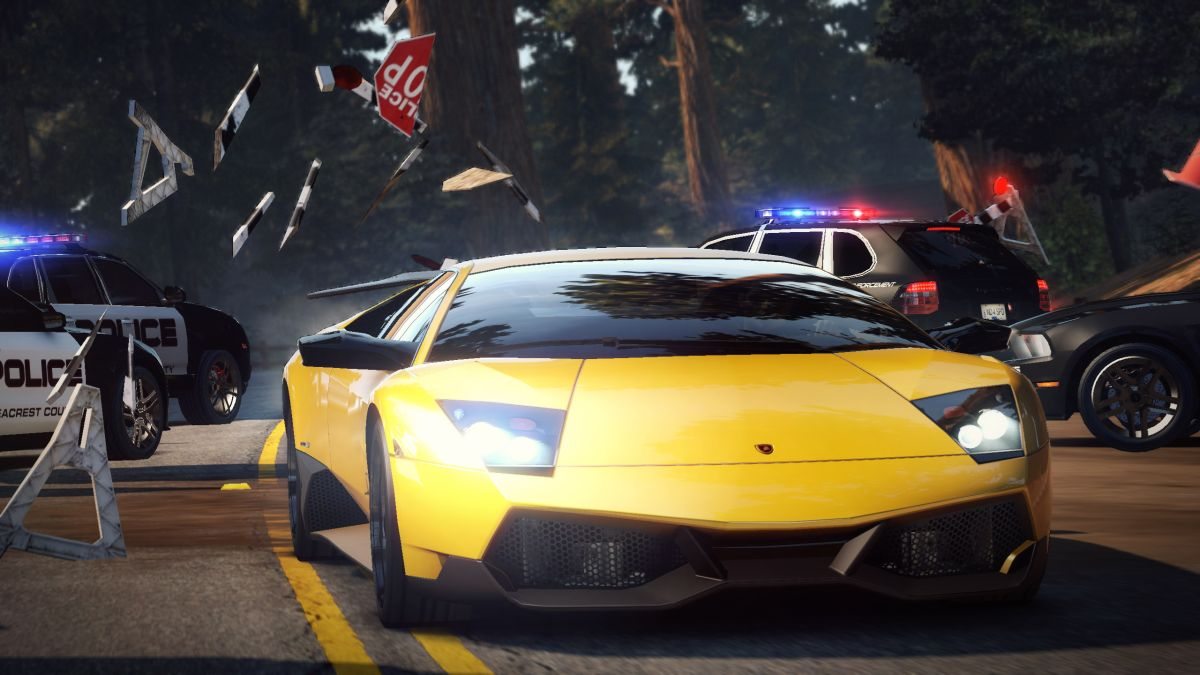Amazon Uk Lists Then Deletes Details For Need For Speed Hot