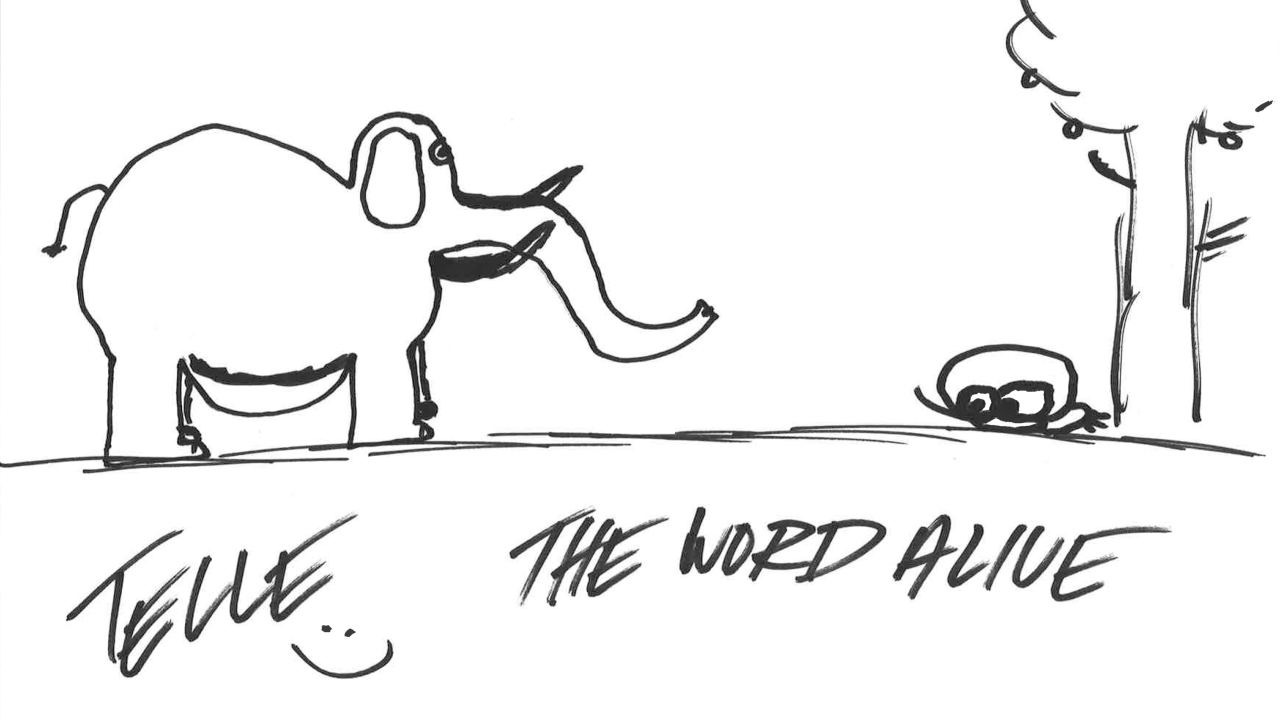 Draw Me An Elephant: The Word Alive   Louder