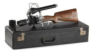 This rare Leica Rifle Camera could be yours for $300,0000