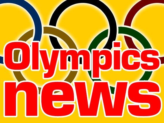 Olympics news logo
