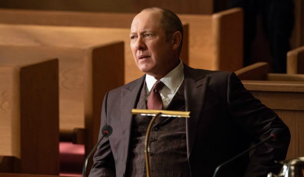 The Blacklist James Spader Raymond Reddington NBC