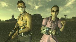 Fallout: New Vegas NV Randomizer Mod