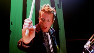 Green Day drummer Tre Cool