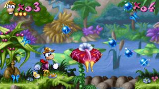 Rayman Classic - Best console games you can play on a phone or tablet
