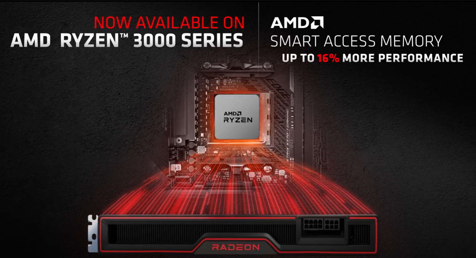 AMD Ryzen 3000 CPUs get go-ahead for performance boosting Smart Access Memory