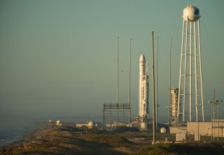Antares on Launchpad