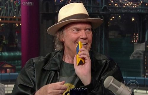 Neil Young slams the MacBook Pro's 'Fisher-Price' sound quality