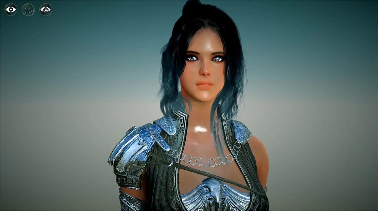 Black Desert Character Creation Video Shows Off Extreme