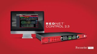 Focusrite has released RedNet Control 2.3, a free update that unifies RedNet Control with configuration, status monitoring, metering, and extended operational control of the Red 4Pre, Red 8Pre, and Red 16Line.
