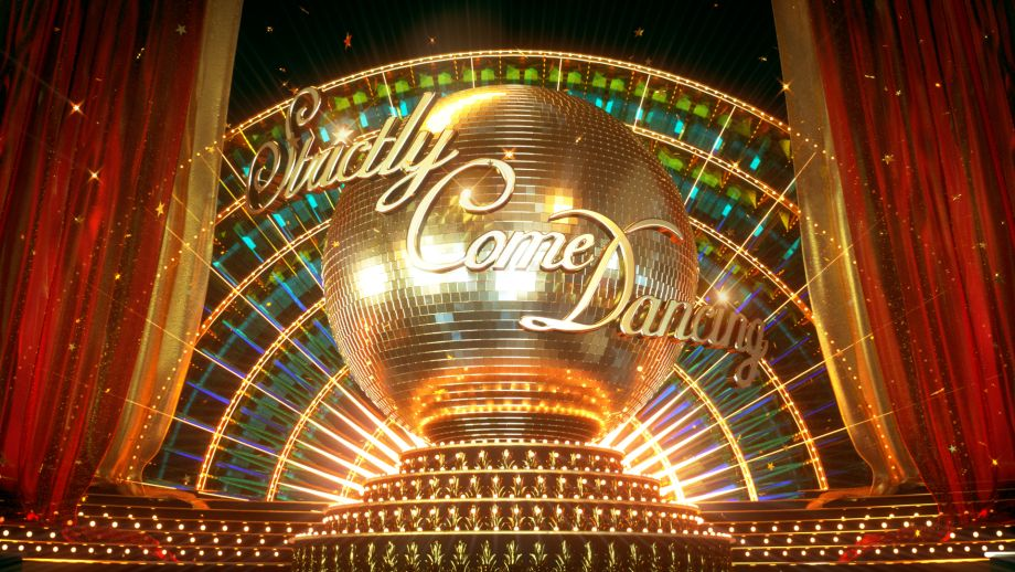 Strictly 2020 logo