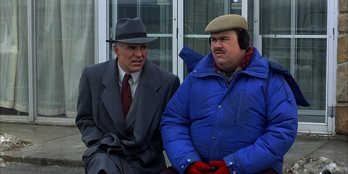 Steve Martin, John Candy - Planes, Trains, and Automobiles