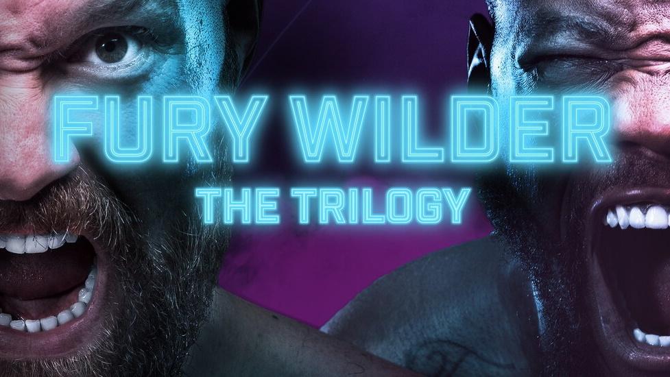 Poster for Tyson Fury vs Deontay Wilder 3