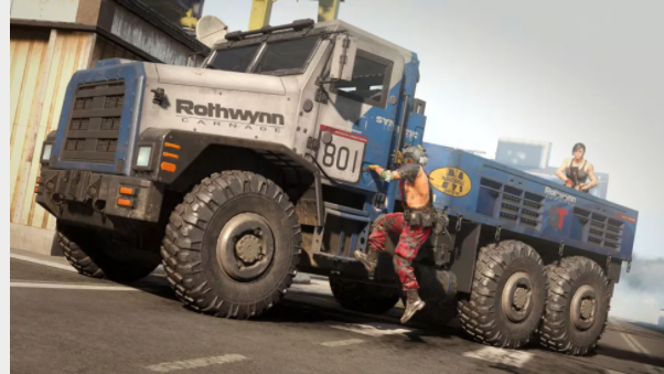 Call of Duty: Warzone takes aim at the cargo trucks meta