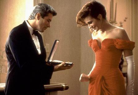 Pretty Woman - Julia Roberts & Richard Gere