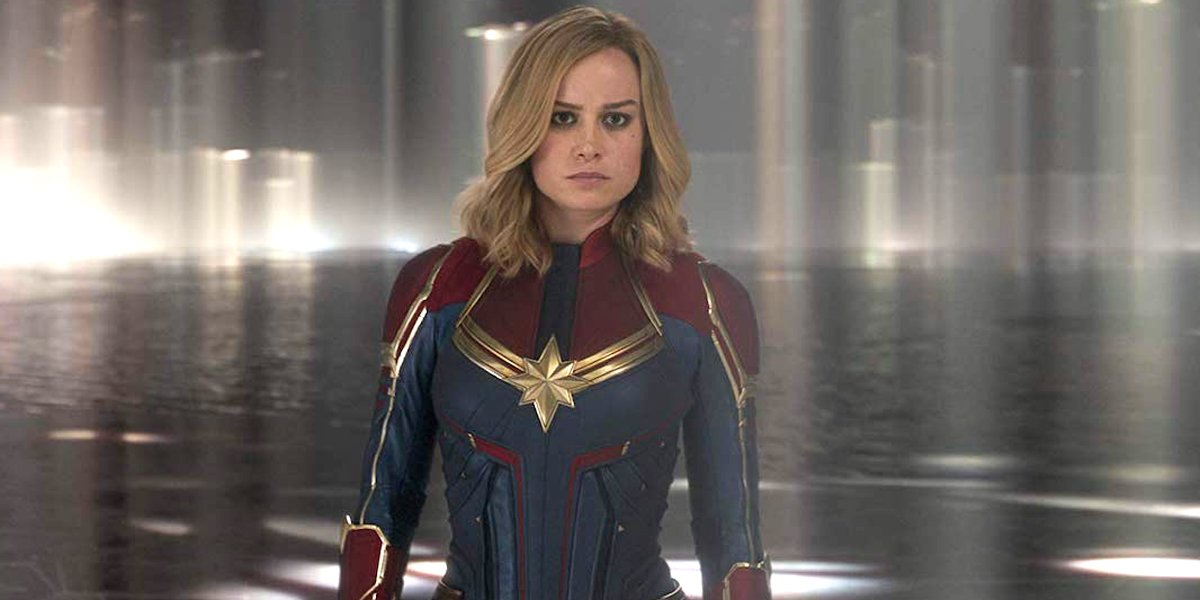 Captain Marvel Comic Found A Clever Way To Fight Brie Larsons Movie
