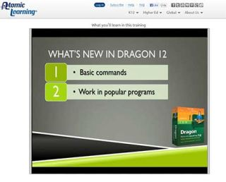 Video Tutorial: Dragon Naturally Speaking 12 Training