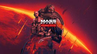 Art created in the Mass Effect Legendary Edition Custom Art Creator