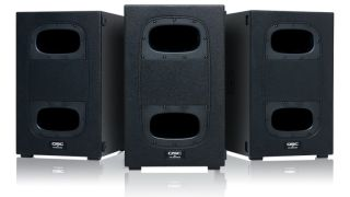 QSC Introduces Ultra-Compact KS112 Powered Subwoofer