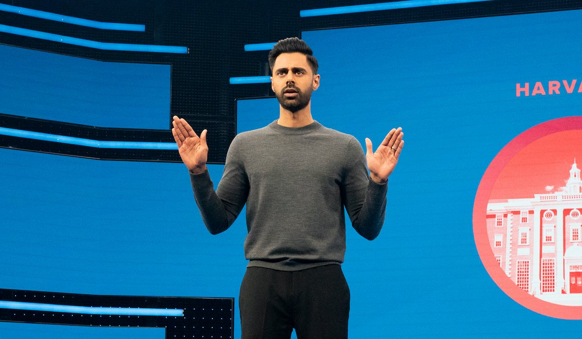 Patriot Act with Hasan Minhaj Netflix