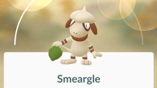 Pokemon Go Christmas Boxes.Pokemon Go Smeargle How To Get Smeargle In Pokemon Go With