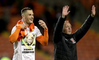 Blackpool v Oxford United – Sky Bet League One – Playoff – Semi Final – Second Leg – Bloomfield Road