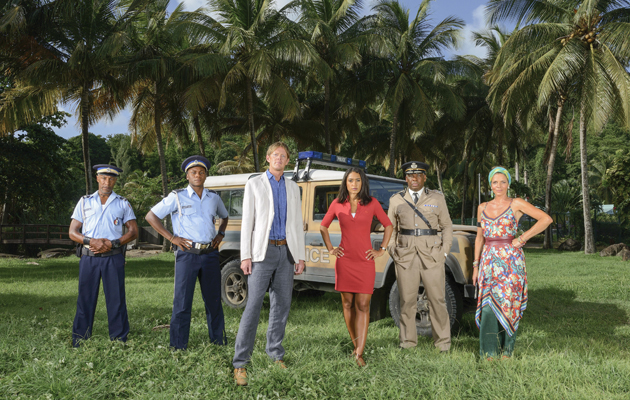 Could Death in Paradise star Kris Marshall make a shock return?