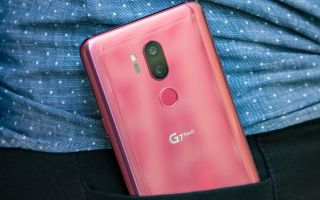LG G7 ThinQ Battery Life: This Is How Bad It Is | Tom's Guide