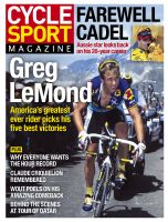 Cycle Sport May 2015