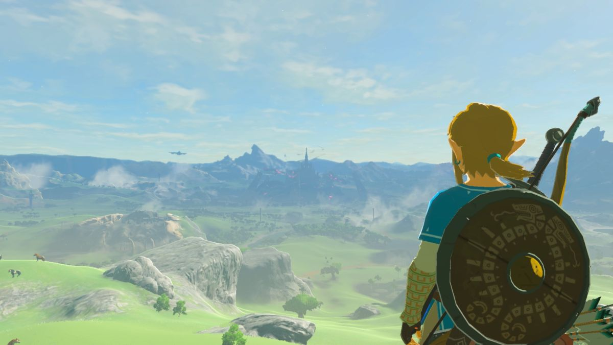 Legend of Zelda: Breath of the Wild fishing exploit discovered by player using simple logic
