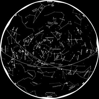 Unusual modern constellations