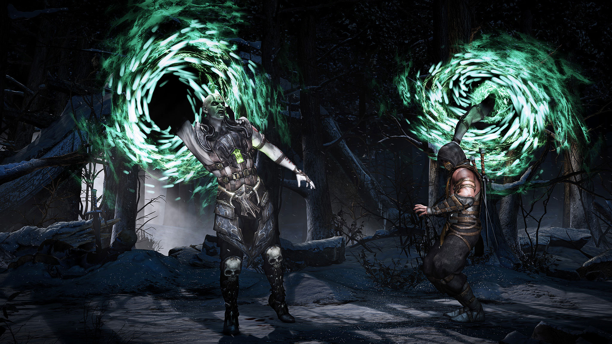Mortal Kombat X Johnny Cage And Sonya Blade Trailer Sneaks In A Third Character Reveal #32637