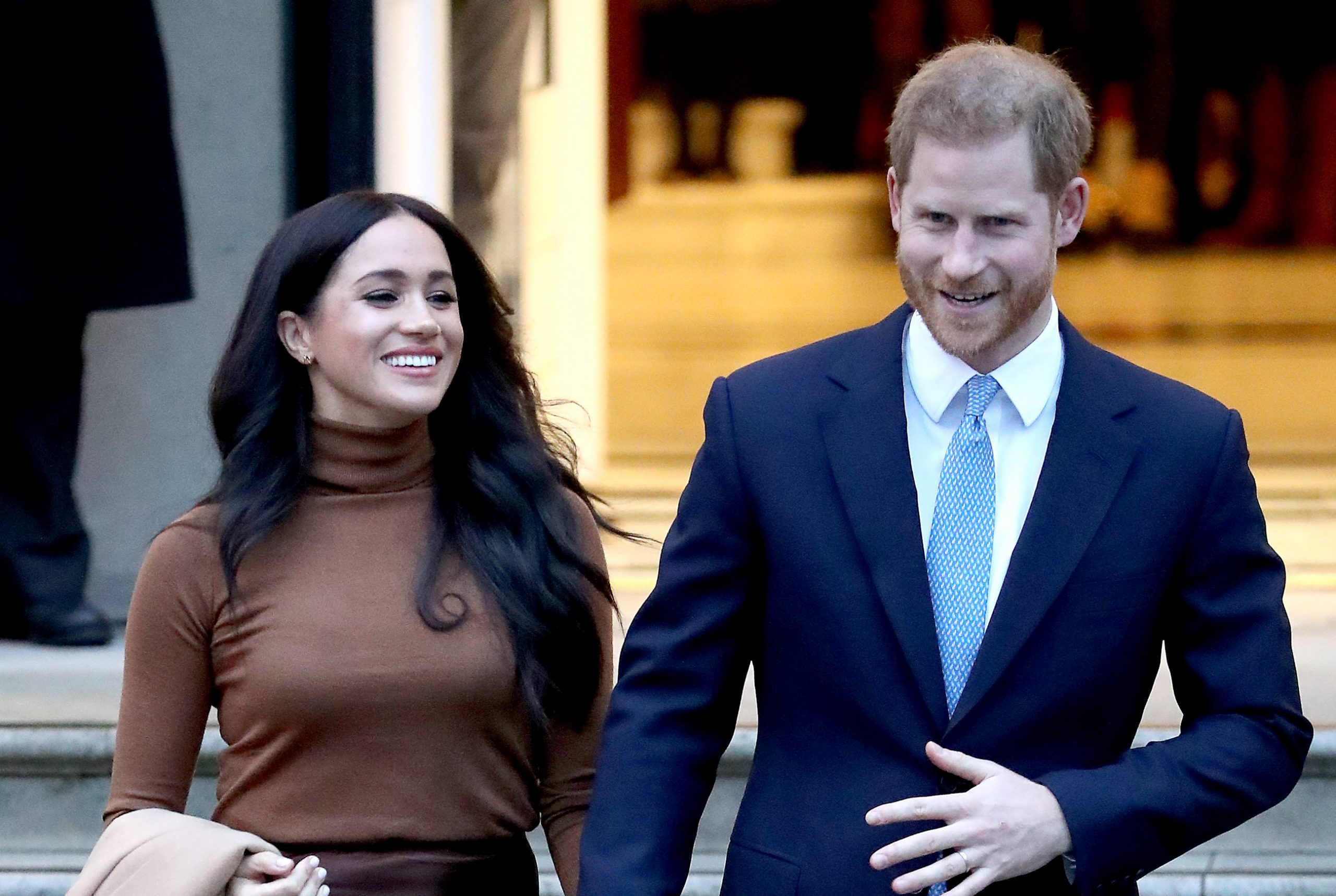 Meghan and Harry to step down from royal duties