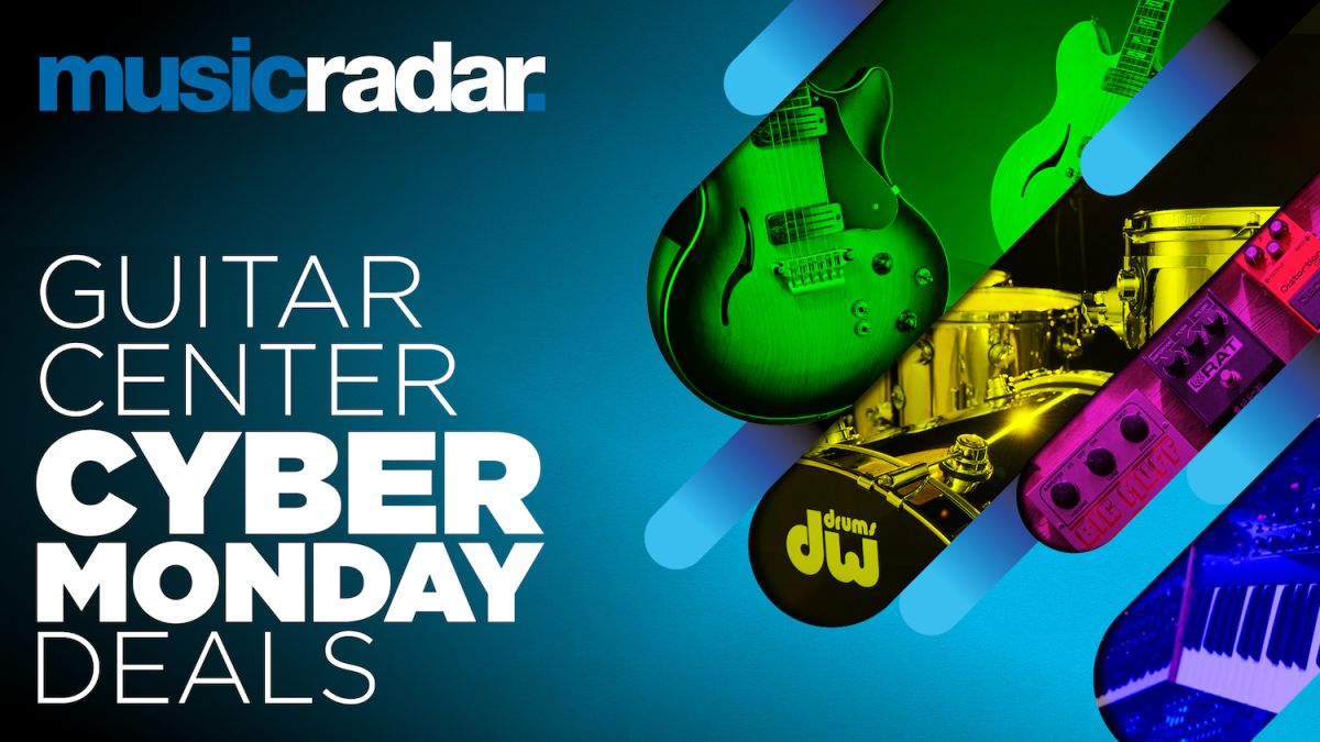 Guitar Center Cyber Monday 2020: All the best music gear deals in one place