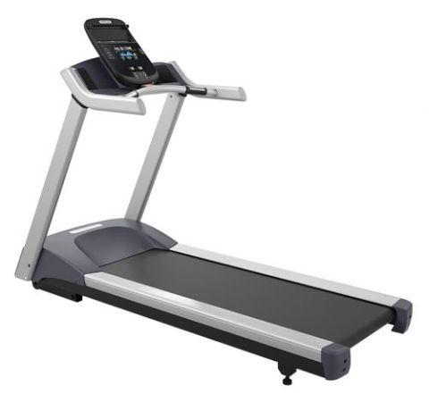 Precor TRM 223 treadmill review