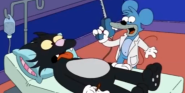 How The Simpsons Got Those Violent Itchy And Scratchy Cartoons Past Network Censors