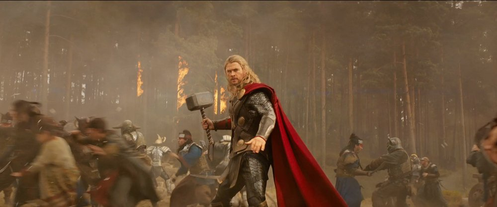 Thor 2 Trailer In Depth: Malekith's Ship, Loki's Prison, And Asgardian Mysteries #7262