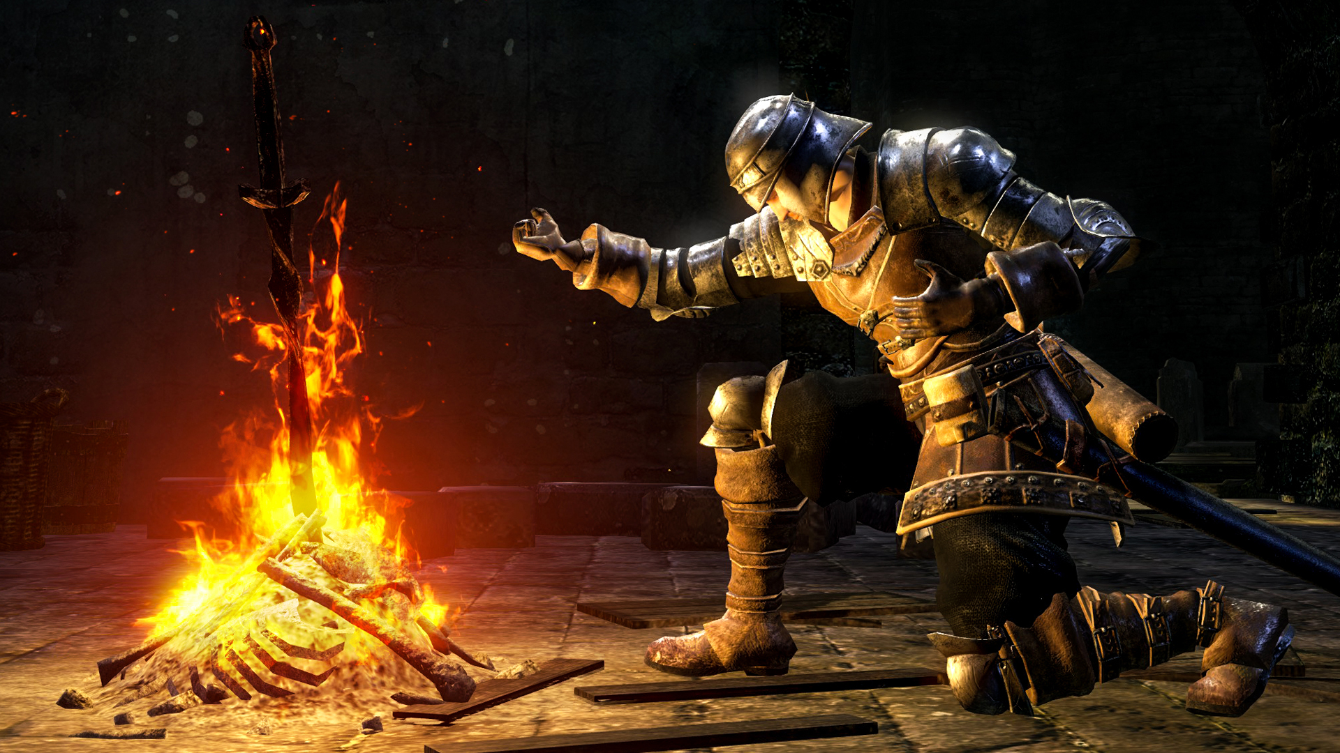Dark Souls Remastered is the perfect jumping-on point for newcomers