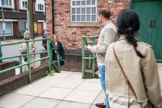 Coronation Street spoilers: Fiz Stape finds out Alina is pregnant.