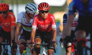 Nairo Quintana Tour de France 2020 stage 18 La Roche-sur-Foron Arkea Samsic