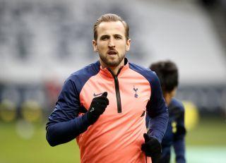 Tottenham Hotspur v Aston Villa – Premier League – Tottenham Hotspur Stadium