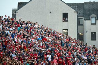 Aberdeen v Burnley – UEFA Europa League – Second Qualifying Round – First Leg – Pittodrie Stadium