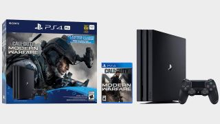 Epic PS4 Pro deal - save $100 on a PS4 Pro with Call of Duty: Modern Warfare