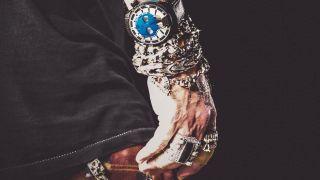 HYT Skull Axl Rose watch
