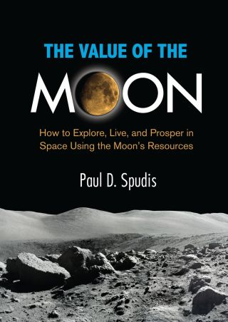 Spudis Book Cover