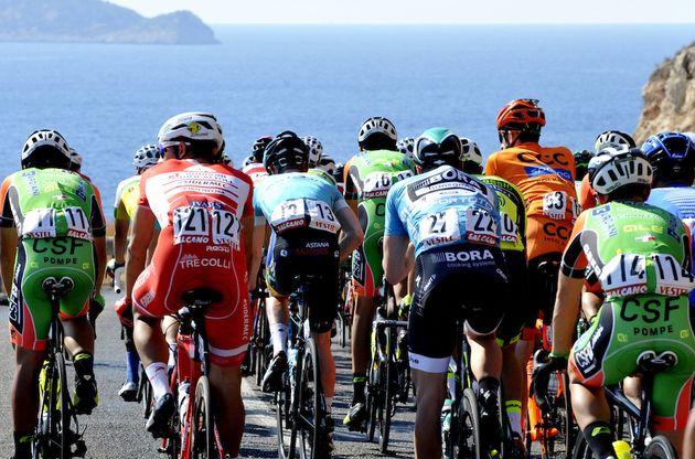 Thumbnail Credit (cyclingweekly.com) (ASO): Riders at the 2017 Tour of Turkey (ASO)